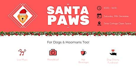 Santa Paws tickets