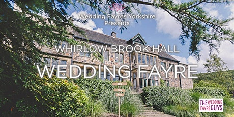 Whirlow Brook Hall Wedding Fayre tickets