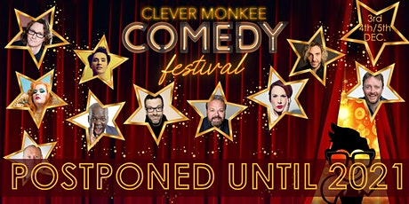 Clever Monkee Comedy Festival 5th December 2020 tickets