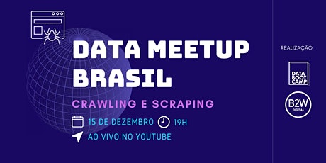 #8 Data Meetup Brasil tickets