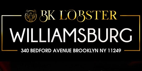 FRIENDS & FAMILY WITH ERIKA at BK LOBSTER WILLIAMSBURG tickets
