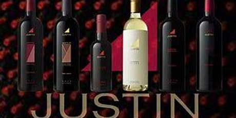 Justin Wine, Cheese, and Dessert Tasting tickets