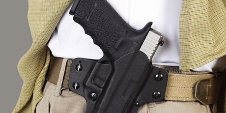 Florida Concealed Weapons Permit Class tickets