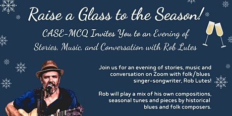 Raise a Glass to the Season: An Evening with Rob Lutes tickets