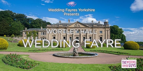Wortley Hall Wedding Fayre tickets