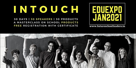 INTOUCH: A Masterclass on School Products tickets