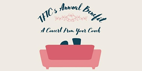 TFTC Annual Benefit: A Concert From Your Couch tickets