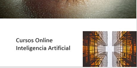 Curso Online Inteligencia Artificial boletos
