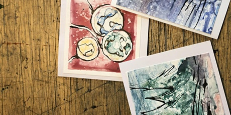 Holiday Card Printmaking Workshop tickets