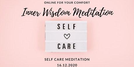 Inner Wisdom Online - Self Care Meditation tickets
