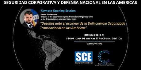 Global Security Connection Virtual Event: Infraestructura Crítica entradas