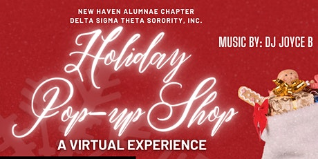 NHAC Holiday Pop-up Shop tickets