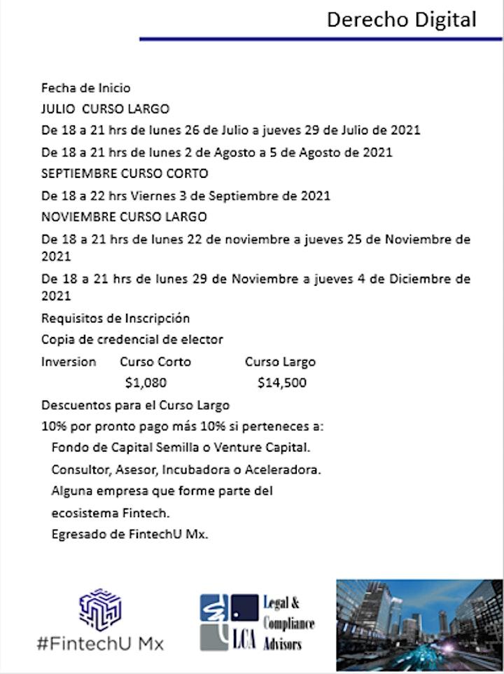 Imagen de Curso Online Derecho Digital