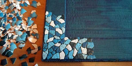 For Families - Make an Eggshell Mosaic for Easter tickets