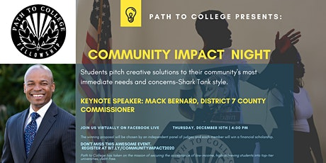 Community Impact Night 2020 tickets