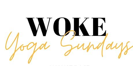 VIRTUAL Yoga Sunday with Woke Chicago tickets