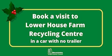 Lower House Farm - Saturday 12th December tickets