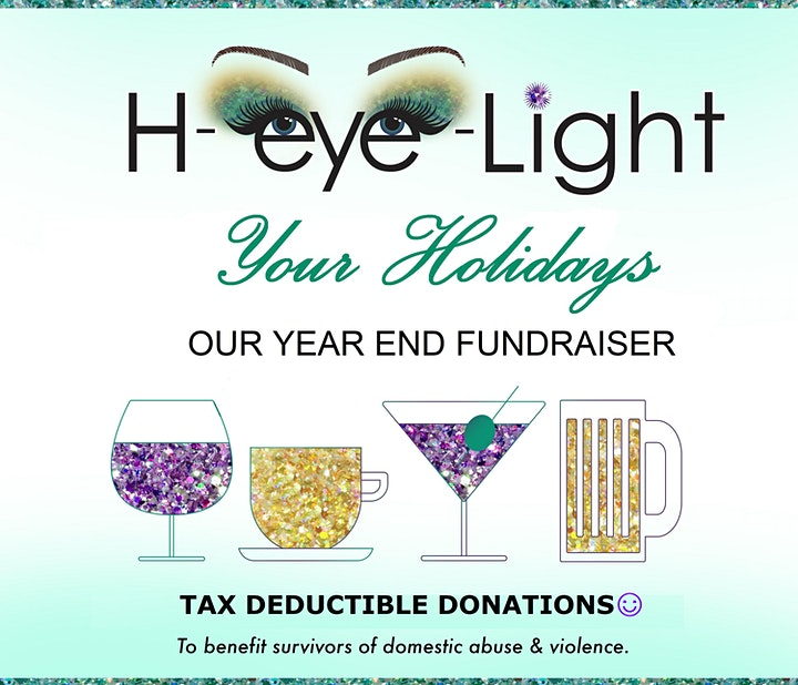 H-Eye-Light Your Holidays End of Year Fundraiser image