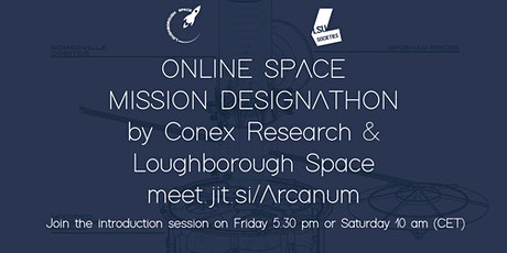 Online Space Mission Designathon: Neptune and Planet 9 (Winter 2020) tickets