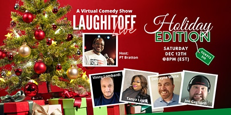 LaughItOff Live (Holiday Edition) tickets