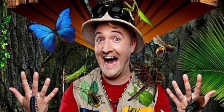 Les insectes sur scène tickets