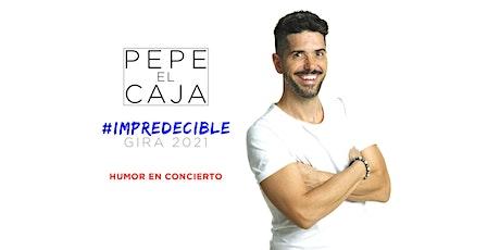 PEPE EL CAJA / HUMOR FLAMENCO EN CONCIERTO / MANILVA 7 AGOSTO 2021 entradas