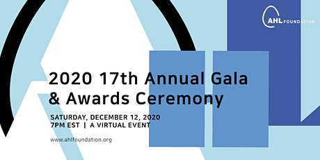 AHL- 17th Annual Benefit Gala & Awards Ceremony tickets
