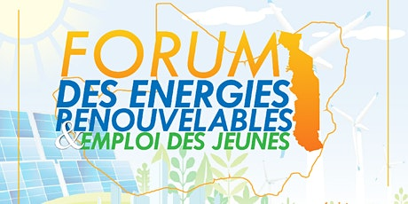 Forum Online des Énergies Renouvelables & Emploi des Jeunes billets