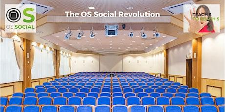 The OS Social Revolution! tickets