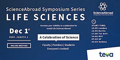ScienceAbroad Life Sciences Symposium 2020 tickets