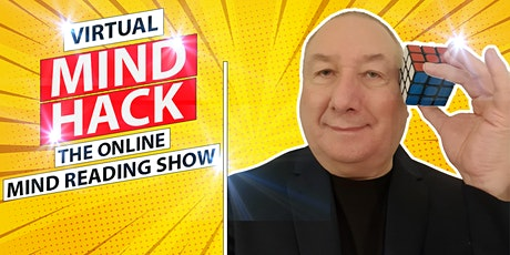 Mind Hack - the online mindreading show tickets