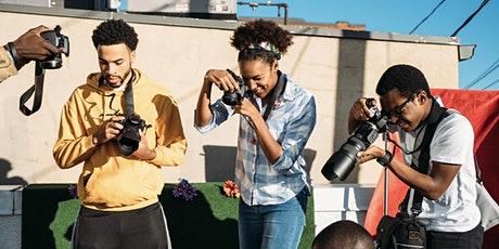 Exposure Heights Photographer Networking Event- Photowalk tickets
