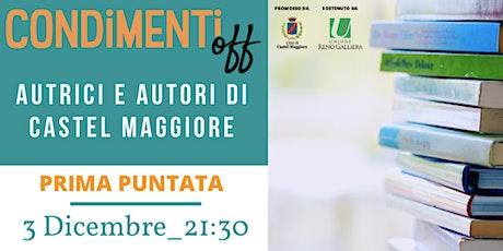Autrici e autori di Castel Maggiore biglietti