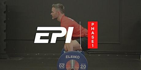 EPI Phase 1 Strength & Conditioning Course   Łódź, Poland tickets