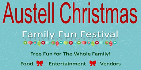 Austell Holiday Festival (LIVE, LOCAL EVENT) tickets