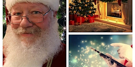 A Virtual Christmas Eve with Santa - CYBER MONDAY SPECIAL - $5.00 OFF tickets