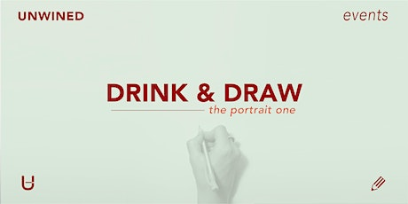 Drink and Draw - The Portrait Class tickets