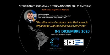 Global Security Connection Virtual Event: Infraestructura Crítica entradas