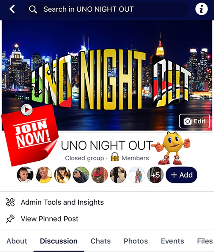 UNO NIGHT OUT image