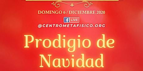 PRODIGIO DE NAVIDAD:  24 HORAS CON SANTA CLAUS entradas