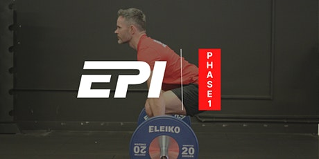 EPI Phase 1 Strength & Conditioning Course | Prague, Czech Republic tickets