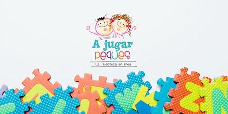 Gran Inauguración de Ludoteca Virtual Online entradas