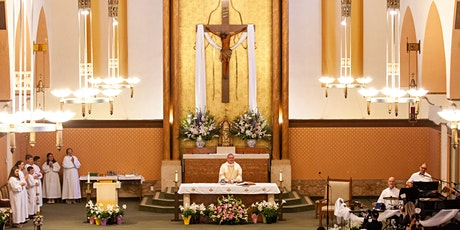 Visitation Saturday/Sunday Mass Registration 12/5 & 12/6 tickets