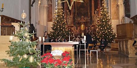 Krippenfeier für Kleinkinder&Familien in der Niedermünsterkirche - 15 Uhr Tickets