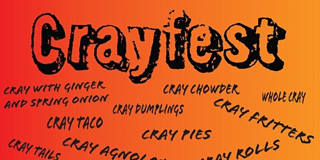 Crayfest tickets
