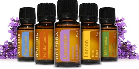 Essential Oils and Why You Need Them Now tickets