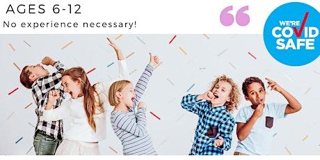 April 2021 Kids Singing Workshop - Henderson Park Hall, Merewether tickets