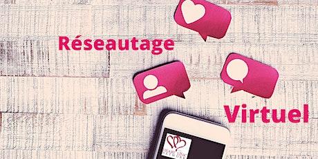 GRATUIT LE 22 AVRIL | Heart Link Québec | Réseautage virtuel | SOIR billets