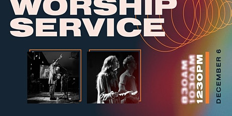 Worship Service (12:30pm) tickets