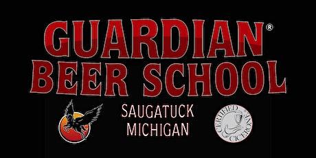 Guardian Beer School - Meet A West MI Brewer (Bottle Share) tickets